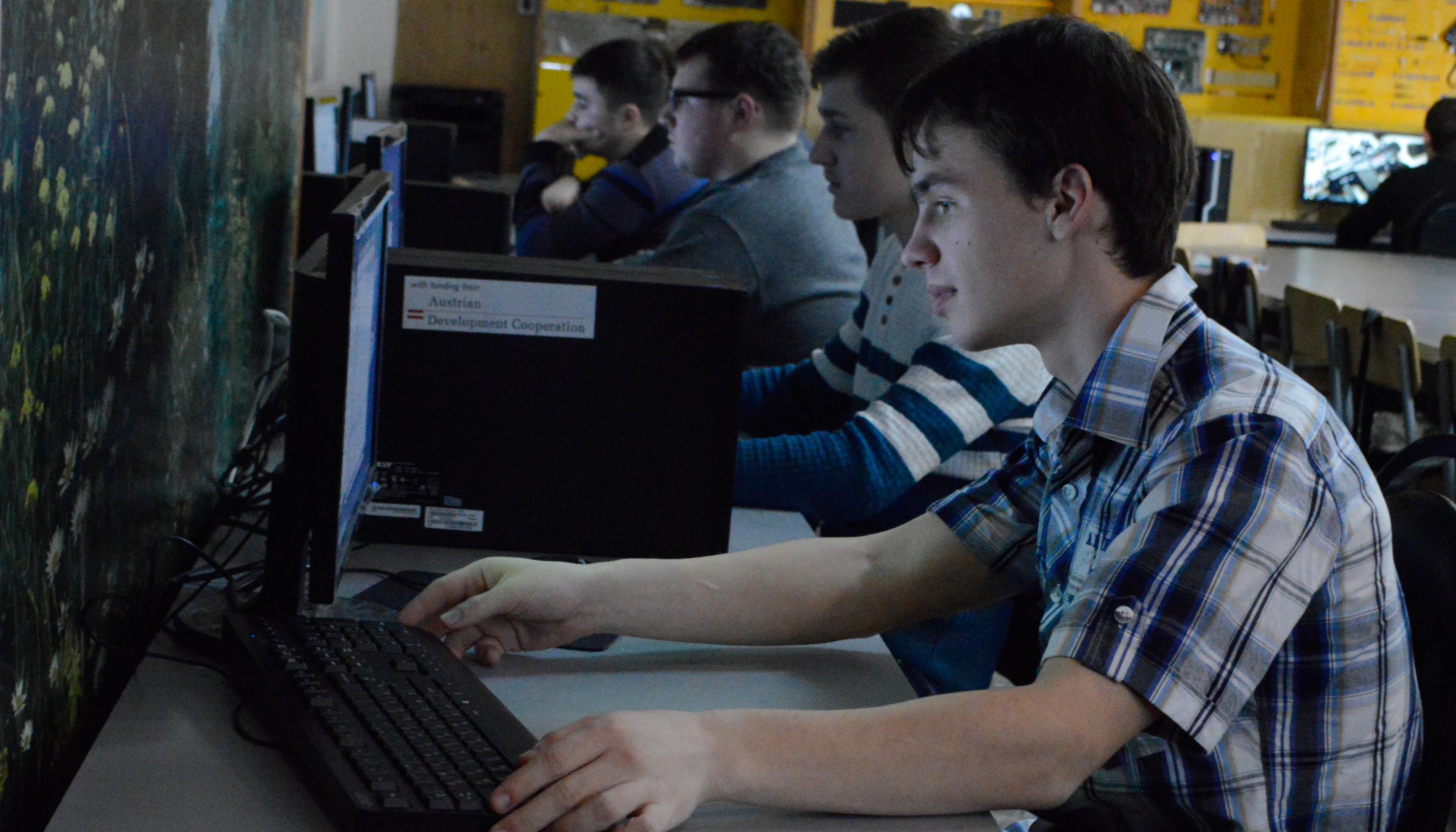 Operator p/u Suportul Tehnic al Calculatoarelor – Operator Introducere, Validare și Prelucrare Date